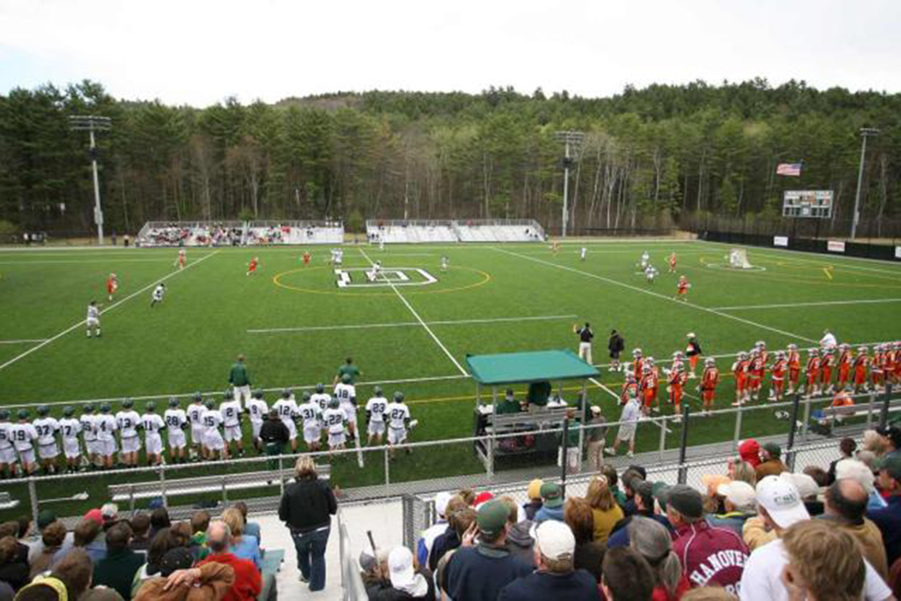 Capital Projects Support Dartmouth Sports